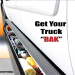 Bak Step-n-Stow Running Boards